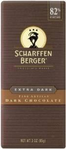 Scharffen Berger 82% Extra Dark Chocolate Bars