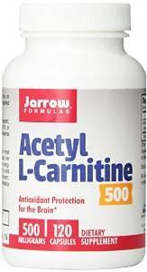 Jarrow Formulas Acetyl L-Carnitine 500mg
