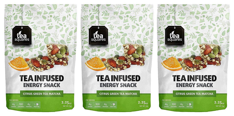 Caffeinated Tea Infused Energy Bites 3 img