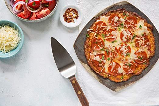 Cauliflower Italian Flatbread Pizza Crusts img