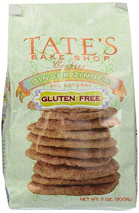 Gluten Free Ginger Zinger Cookies