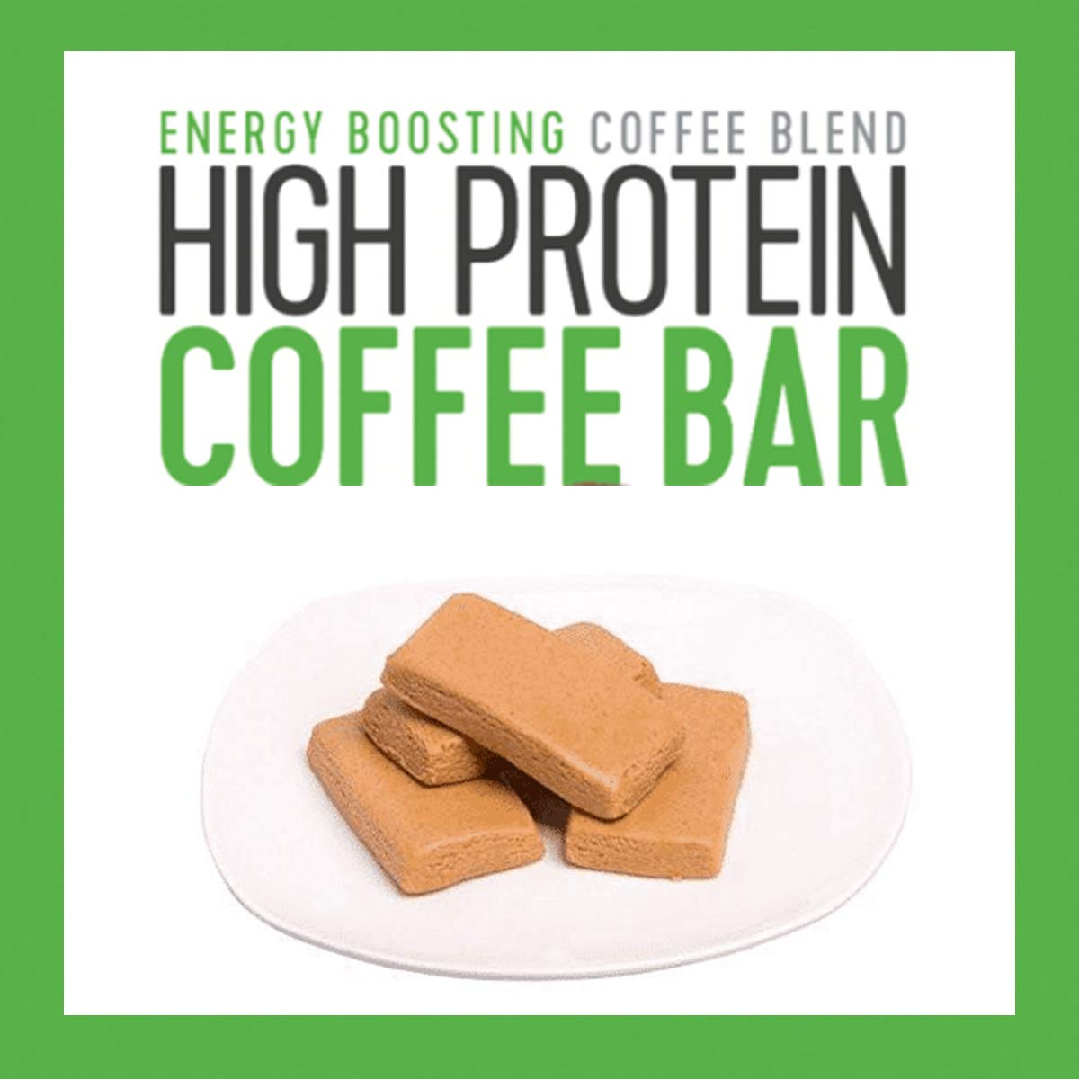 High Protein Coffee Bar b