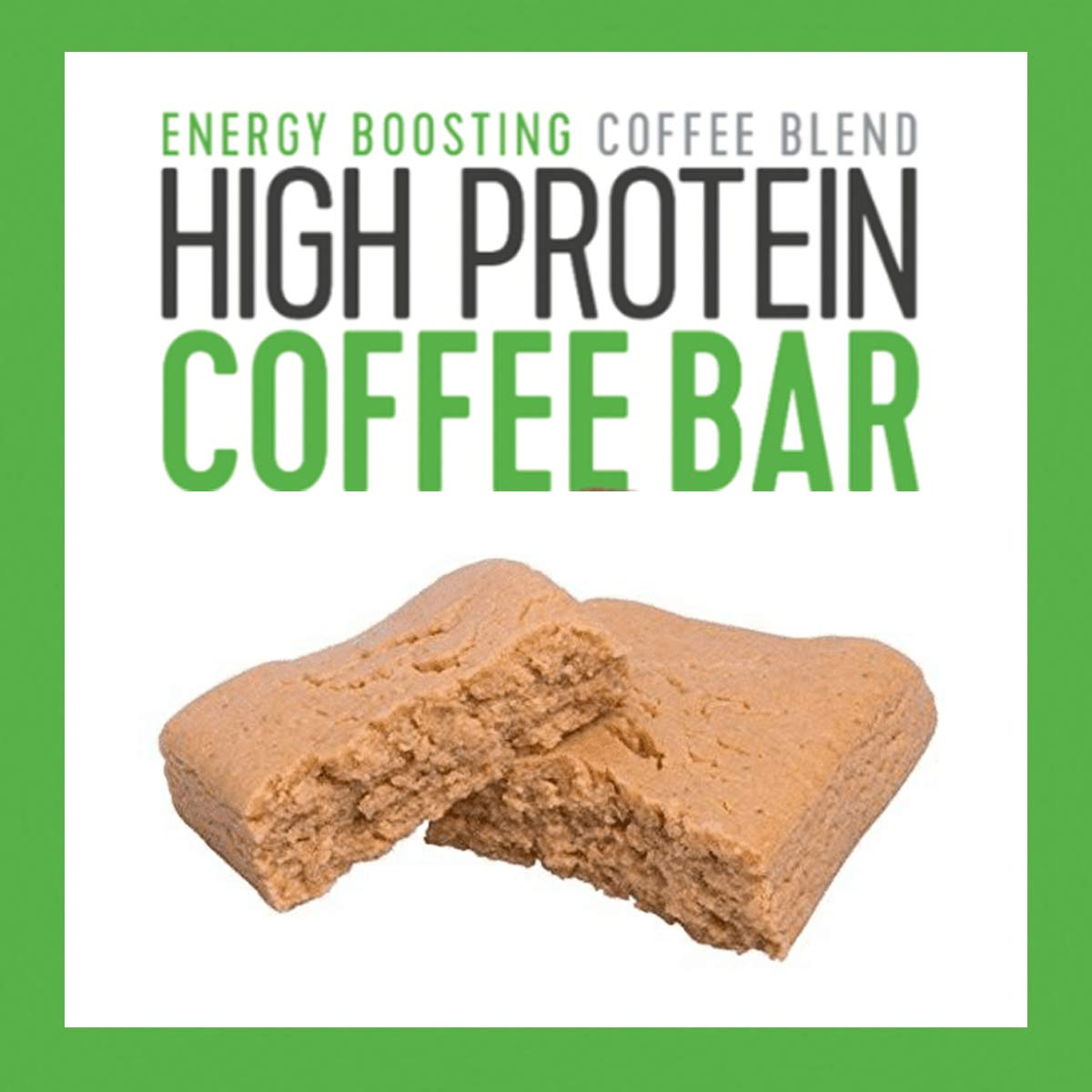 High Protein Coffee Bar c