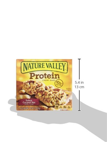 Nature Valley Protein Chewy Bars a