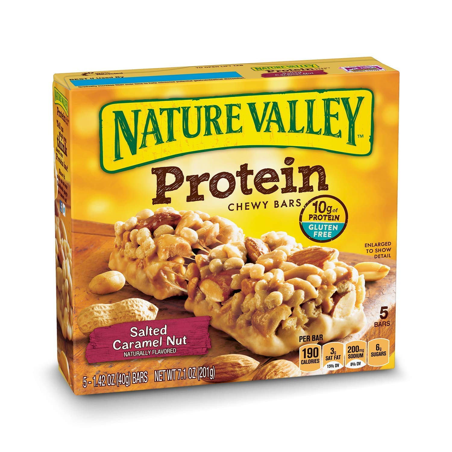 Nature Valley Protein Chewy Bars