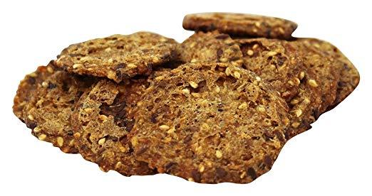 Organic Gluten Free Jalapeno Crackers view