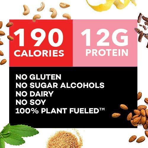 TRUWOMEN Protein Bars stat