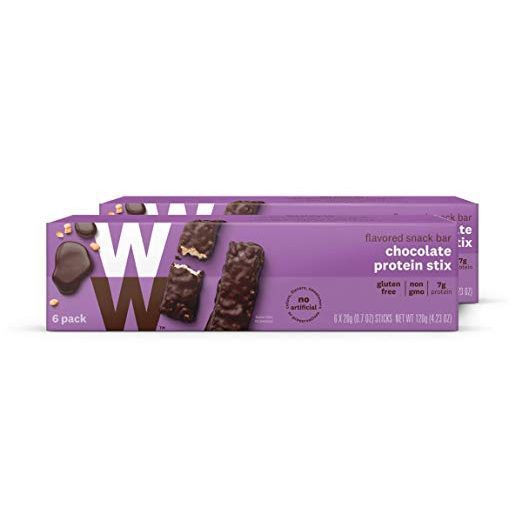 WW Chocolate Protein Stix