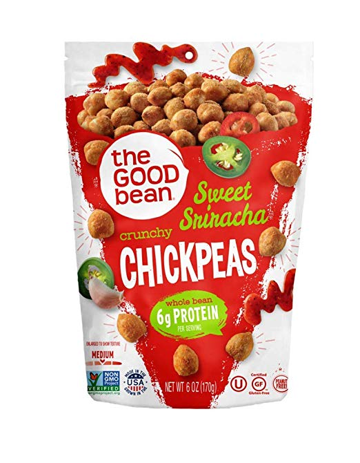 Bean Chickpeas Snacks