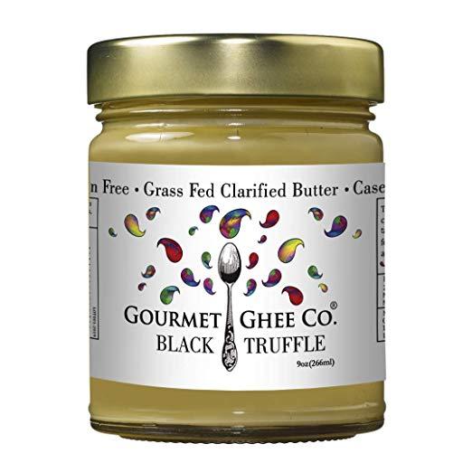 Black Truffle Ghee