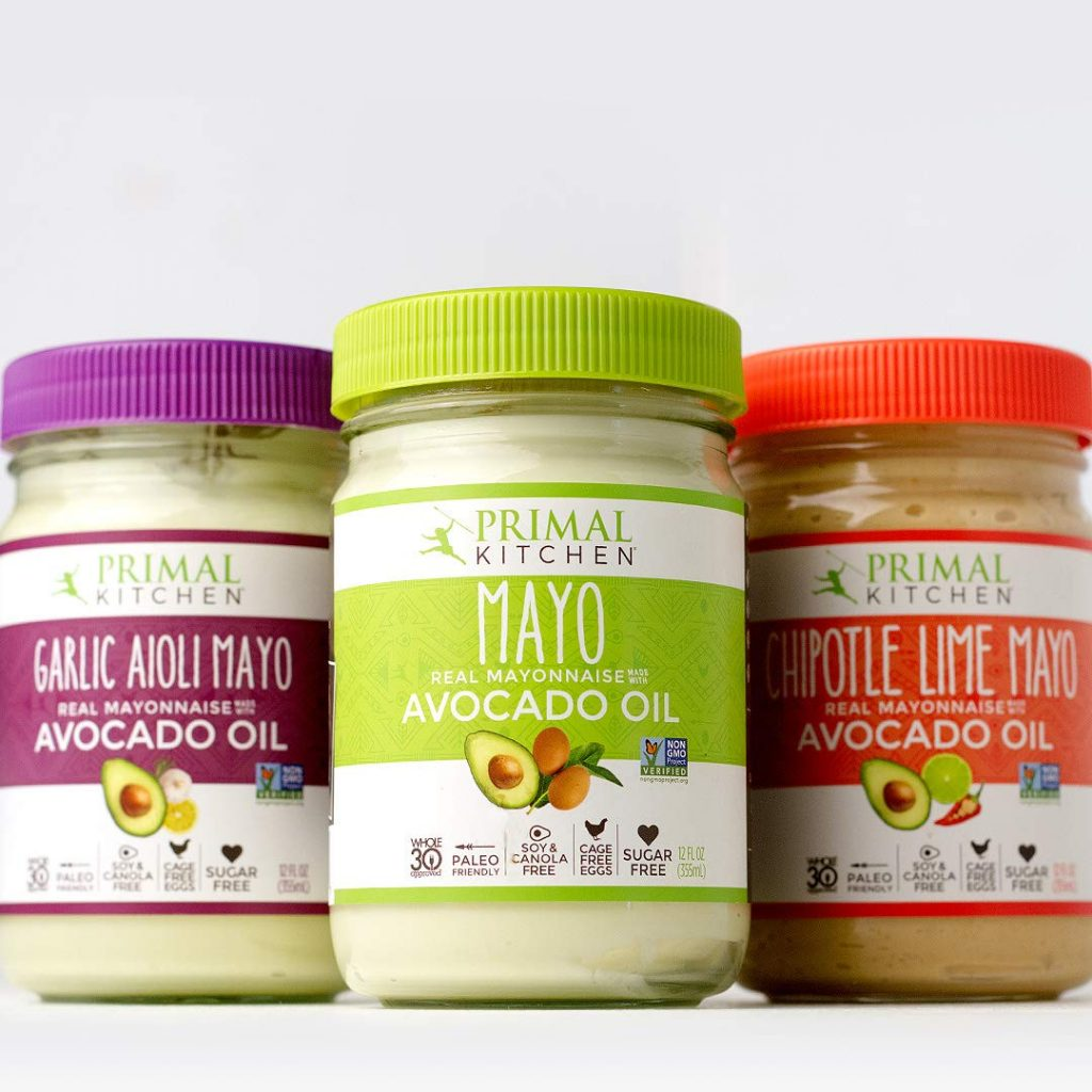 Chipotle Lime Mayo flavors