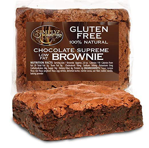 Chocolate Supreme Brownie