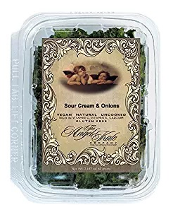 Cour Cream And Onions ANgel Kale Chips