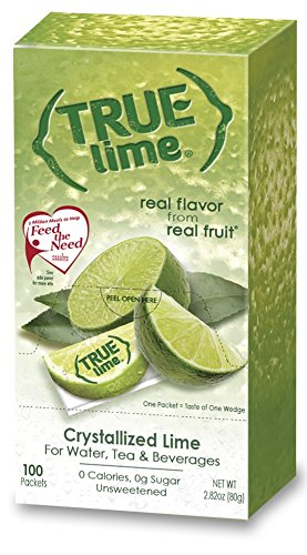 Crystallized True Lime