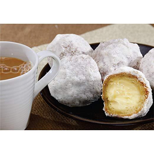 Custard Donuts dairy
