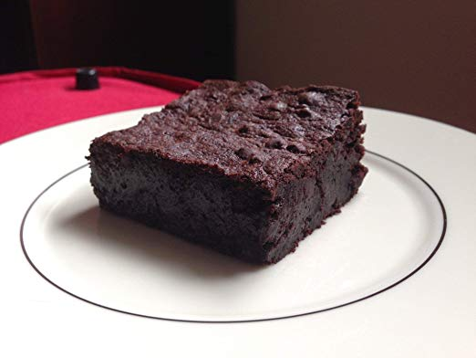 Delectable Brownie Mix Gluten Free piece