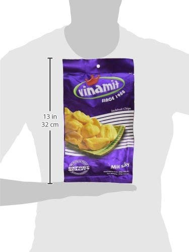 Vinamit Vinatural Jackfruit Chips details