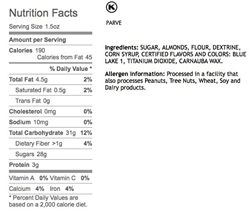Dry Roasted Cashews nutrition facts