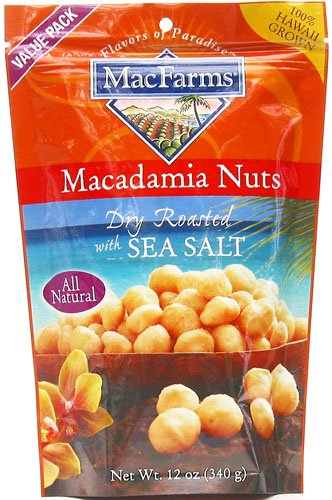 Dry Roasted Macadamia