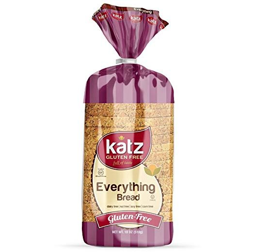 Everything Bread by Katz
