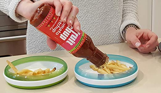 Fruitchup Paleo Ketchup serving