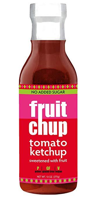 Fruitchup Paleo Ketchup