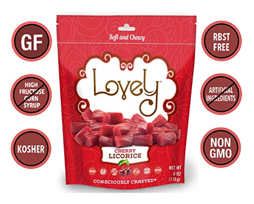 GLUTEN-FREE Cherry Licorice img
