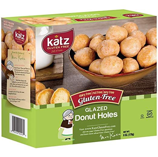Glazed Donut Holes