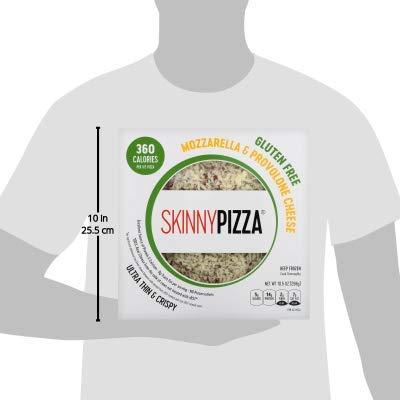 Gluten Free Cheese Pizza detail