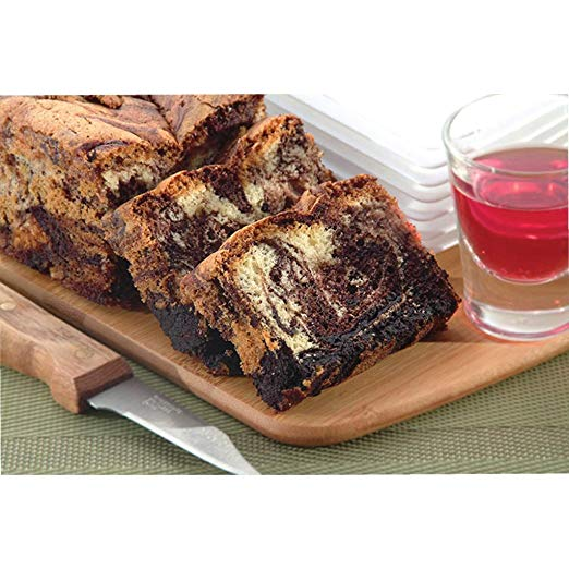 Gluten Free Marble Loaf image