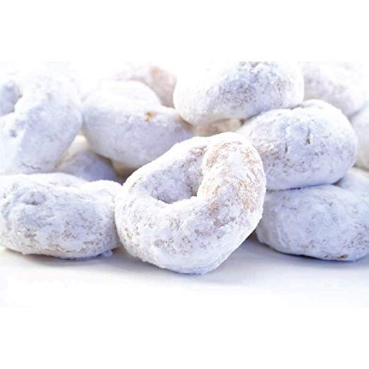 Gluten Free Powered Donuts image