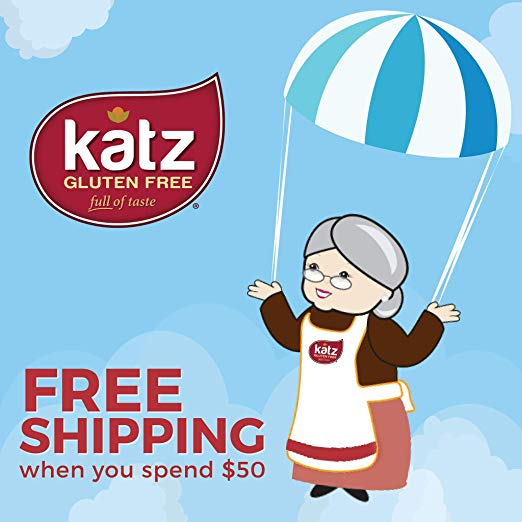 Gluten Free Powered Donuts shipping