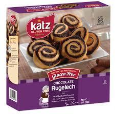 Gluten Free Rugelech