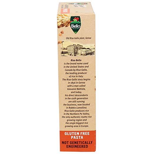 Grain Penne Pasta side