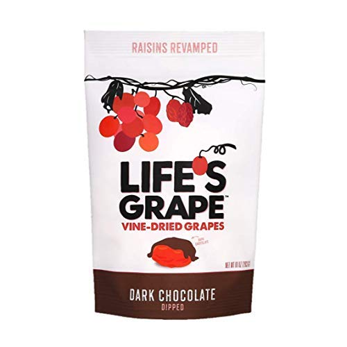 Grape Dark Chocolate Vine Dried Fruit