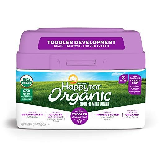 Happy Tot Organic Toddler Development Milk