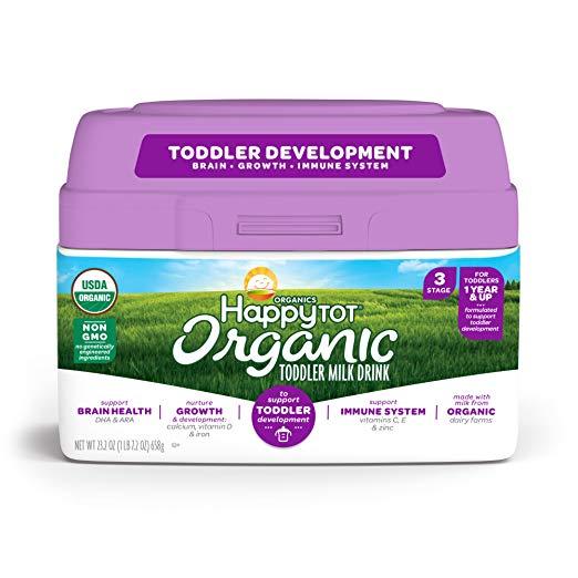 Happy Tot Organic Toddler Development Milk