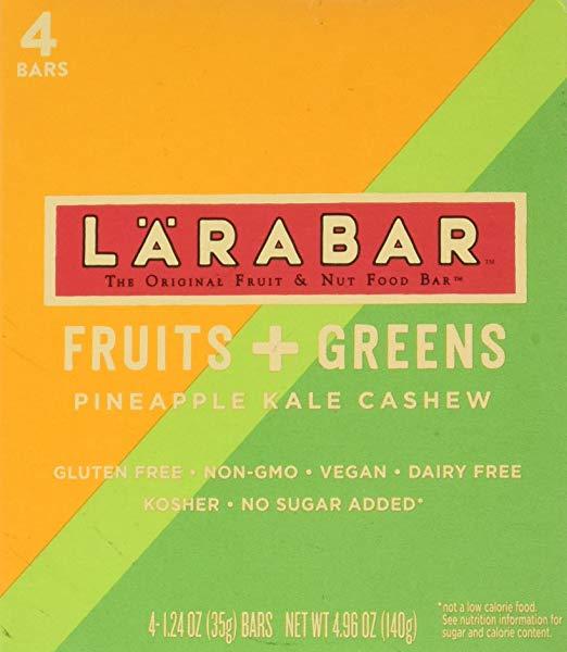 Larabar Gluten Free Bar view