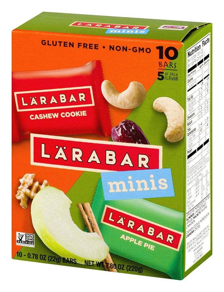 Larabar Minis Gluten Free Bar