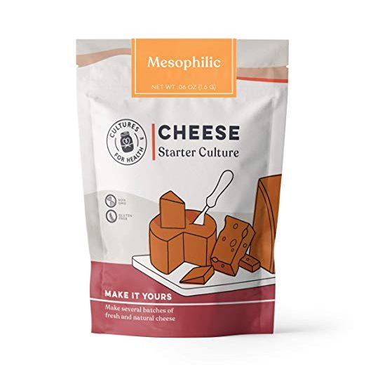 Mesophilic Cheese Starter Culture