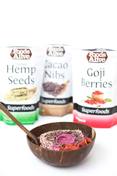 Organic Goji Berries falvours