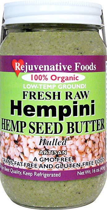 Organic Hempini Hemp Seed Butter