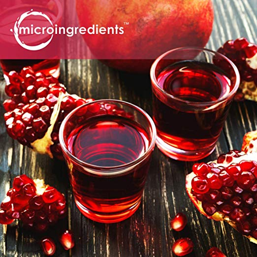 Organic Pomegranate Juice Powder image