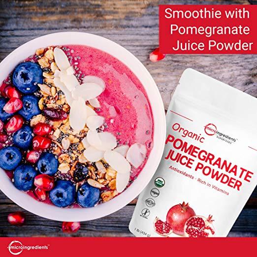 Organic Pomegranate Juice Powder pic