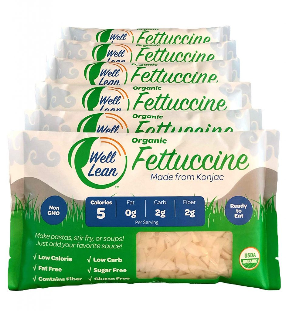 Organic Well Lean Fettuccine