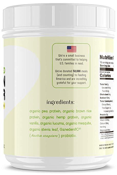 Protein Powder ing