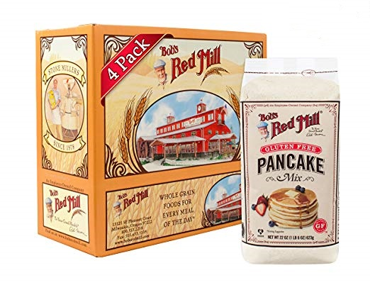 Red Mill Pancake Mix