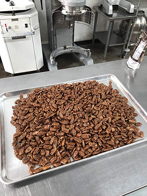 Roasted Almonds, Pecans, and Cashews iamge