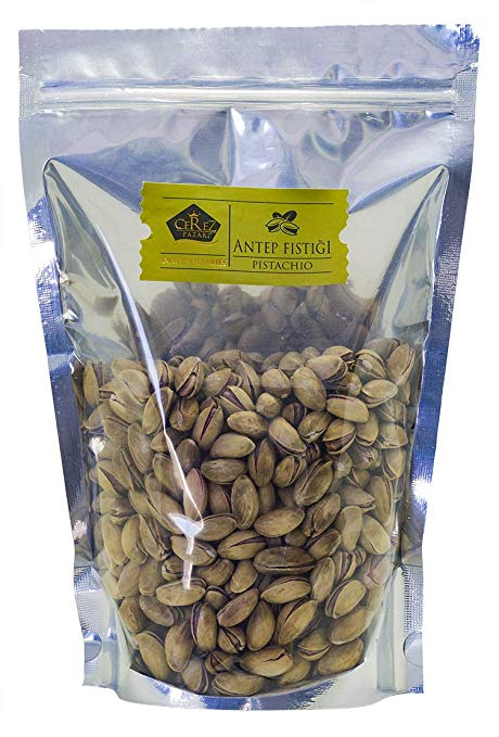 Roasted and Salted Turkish Pistachios