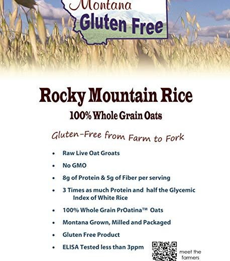 Rocky Mountain Rice
